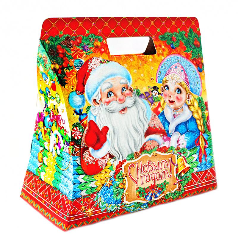 Жестяная упаковка для подарков